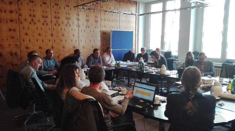Proyecto CONSTRUCTYVET – 4ª reunión transnacional