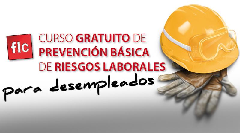 Curso gratuito de PRL para desempleados