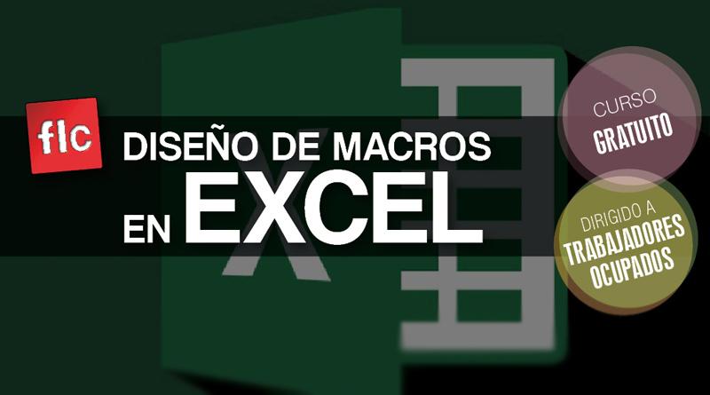 Curso gratuito de macros en Excel