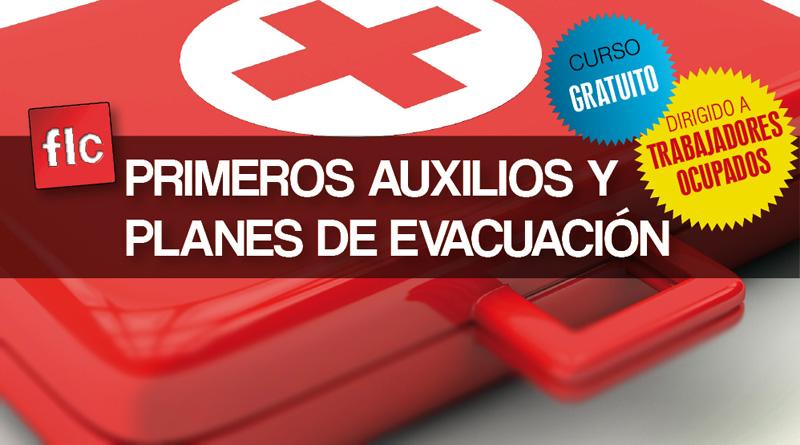Primeros auxilios y planes de evacuación